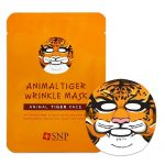 SNP Animal Tiger Wrinkle Mask 25ml