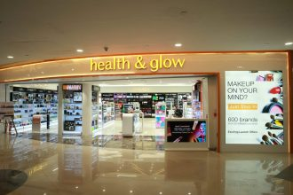 A Fun Day at Health & Glow Store