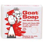 Goat Manuka Soap Bar 100gm