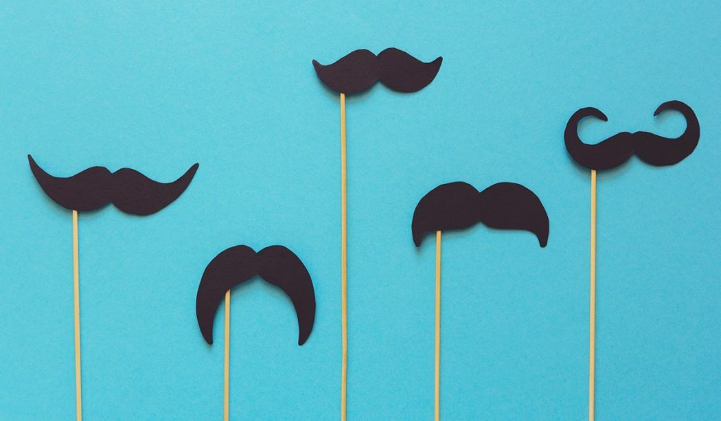 It's Movember! And That Means You Can Grow Your Mo Anew!