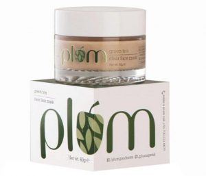 Plum Green Tea Clear Face Mask: Monsoons skincare