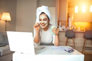 Virtual Spa Day with Your Girl Gang – #FriendshipDayEdition