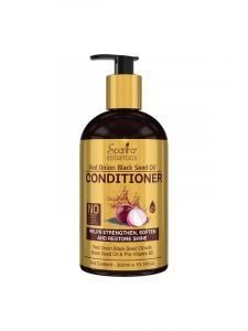 Spantra Red Onion Black Seed Oil Conditioner