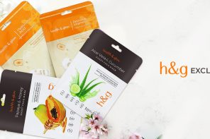 Get Facial-Like Glow With Our Newly Launched Sheet Masks